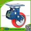 Industrielle Schwenker-Schlag-Absorptions-Fußrolle