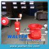 Válvula de verificação do alarme do ferro de molde