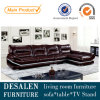 Heißer Verkaufs-italienischer Entwurfs-modernes ledernes Sofa (S2170)