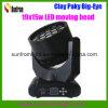 19PCS X 15W LED 이동하는 맨 위 세척 큰 눈 빛 디스코 DJ 장비