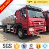 Sinotruk 판매를 위한 새로운 상태 25m3 연료 트럭 유조 트럭