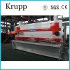 CNC de Hydraulische Scherende Machine van het Blad van het Metaal van de Guillotine