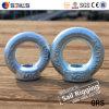 Noix de levage en acier galvanisée de l'oeil DIN582