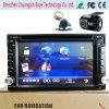 DVD-плеер мультимедиа автомобиля с навигацией Bluetooth/GPS