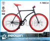 새로운 디자인! 700c Single Speed Road Bicycle는 En14764 Certification를 가진 Hub를 튀긴다 Flop
