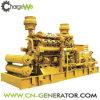 CE / ISO / BV Jichai motor eléctrico genera el sistema generador del gas natural (600 kW)