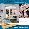 Aluminium-/Aluminiumwindows und Türen mit sicherem Zaun