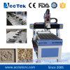 新しく、安い小型CNCの彫版MDFの切断CNC機械