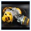 o cavalo-força 2-Stroke queRefrigera o motor 49cc com jogo do carburador/circunda completamente o eixo de manivela