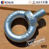 La gota de acero de alta resistencia forjó el tornillo de ojo de elevación DIN580