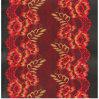 Tissu de lacet de qualité supérieur pour la robe de dames