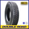 El carro comercial al por mayor pone un neumático 11r22.5 11r24.5