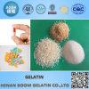 Alimentos Addtivie gelatina granular para el consumo humano