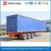 Tenda Side Semi Trailer per il PVC Curtain di Beverage Transport