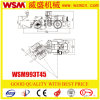 Тепловозные части затяжелителя колеса грузоподъемника для расположения укротителя блока сбывания