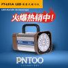 Draagbare LED Stroboscope (AC of gelijkstroom)