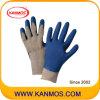 Adequado Cut látex resistente revestido luvas de trabalho Segurança Industrial (52202)