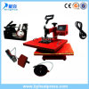 Combo Heat Press Machine (4 en 1) Mug / T-Shirt / Caps / Plate Machine