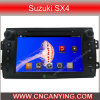 Speciale Car DVD Player voor Suzuki Sx4 met GPS, Bluetooth (advertentie-8184)