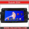 Reprodutor de DVD especial de Car para Suzuki Sx4 com GPS, Bluetooth (AD-8184)