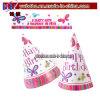 Chapéus da festa de anos do favor de partido da decoração do aniversário do casamento (C1040)