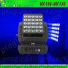 Bewegliches Hauptmatrix-Licht Martin-25*25W LED