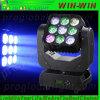 Het professionele Licht van de Straal DMX van de Apparatuur RGBW van de Verlichting van het Stadium