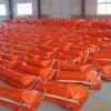 PVCオイルフェンスかゴムオイルフェンスまたはゴム減速のストリップ