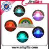 Crear la divisa de aluminio del botón para requisitos particulares del LED