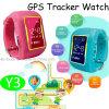 0.96 GPS van de Jonge geitjes van het Scherm OLED Horloge met geo-Omheining (Y3)