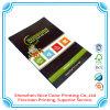 Impresión Soft-Cover doblada a todo color de los folletos de la impresión barata del folleto