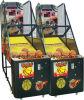 2015熱い販売の通常の通りのバスケットボールの射撃のゲーム・マシン