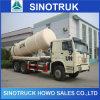 Aguas residuales de Sinotruk HOWO 6X4 que aspiran el carro