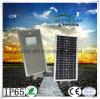 le panneau IP65 de 12W Soalr imperméabilisent le réverbère de DEL pour extérieur