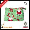 Sac cosmétique de produit de beauté de coton de fondations de sac de Noël
