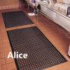 De rubber Mat van de Keuken/de Antislip Rubber RubberMatten van de Mat/van het Hotel voor Verkoop (GM0406)