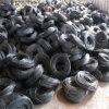Schwarzes getemperter Eisen-Draht/Schwarzes Hart-Gezeichneter Draht für die bildenden Nägel/verbindlichen Draht