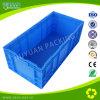Caixa material plástica dos PP para o transporte e o armazenamento