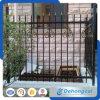 Frontière de sécurité ornementale décorative de jardin en métal