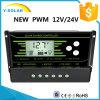 Contrôleur solaire Neuf-PWM Z10 du contre-jour Duel-USB de 10AMP 12V/24V-Auto