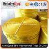 Tessitura della fibra sintetica del poliestere di codice di colore