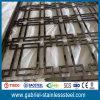 Tabique del acero inoxidable de la cara del doble de la buena calidad del surtidor de China