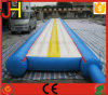 Pista de aire inflable de la caída de la gimnasia
