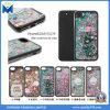 Cas de scintillement de sable mouvant d'accessoires de téléphone mobile de Shenzhen pour l'iPhone 6 7 positifs