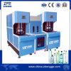 Máquina de molde plástica do sopro dos frascos de leite da água mineral do animal de estimação Semi automático