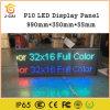 P10 im Freien programmierbare LED Verschieben- der BildschirmanzeigeNachrichtenanzeige