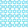 100%Polyester de gelukkige Afgedrukte Stof van de Klaver Pigment&Disperse voor de Reeks van het Beddegoed