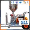Máquina de pulverización con pintura sin aire