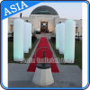 Inflatable Iip Cone / Inflatable LED Shinning Tube / LED Light Inflatable Decoration / Lighted Inflatable Outdoor Decorations