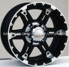 алюминий сплава колес автомобиля 5X127 катит оправы
